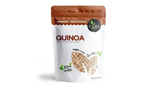 Picture of Elan Elan Organic Tricolor Quinoa, 426g