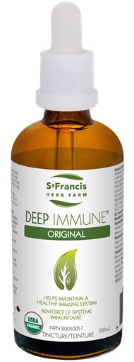Picture of St Francis Herb Farm St Francis Herb Farm Deep Immune, 100ml