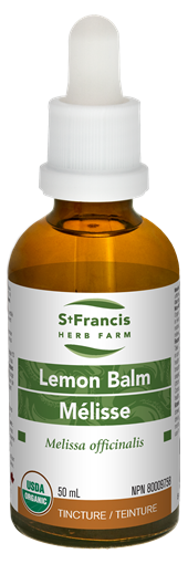 Picture of St Francis Herb Farm St Francis Herb Farm Lemon Balm, 50ml