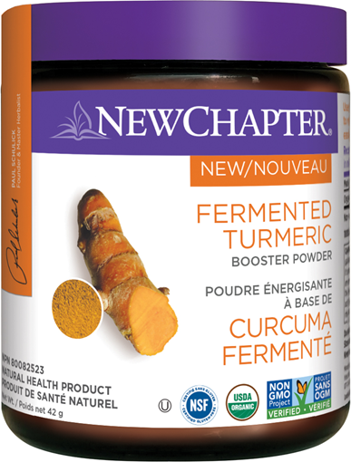 Picture of New Chapter New Chapter Fermented Turmeric Booster Powder, 42g