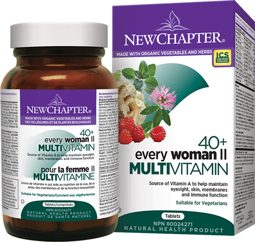 Picture of New Chapter New Chapter Every Woman II, 96 Tablets