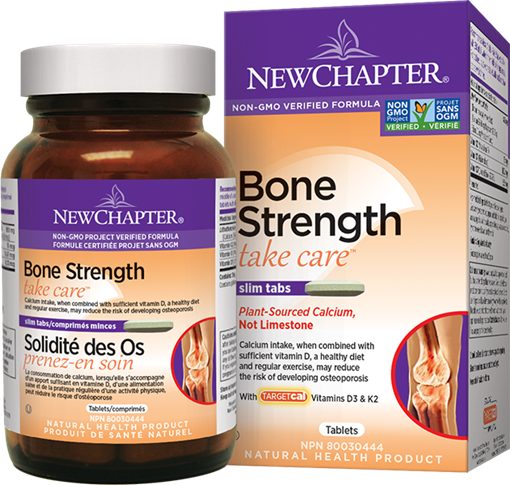 Picture of New Chapter New Chapter Bone Strength Take Care™, 120 Tablets
