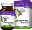 Picture of New Chapter New Chapter Green & White Tea Force, 60 Capsules