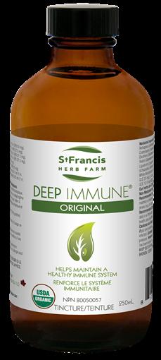 Picture of St Francis Herb Farm St Francis Herb Farm Deep Immune, 250ml