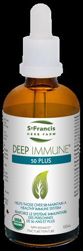 Picture of St Francis Herb Farm St Francis Herb Farm Deep Immune 50 Plus, 100ml
