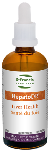 Picture of St Francis Herb Farm HepatoDR, 100ml