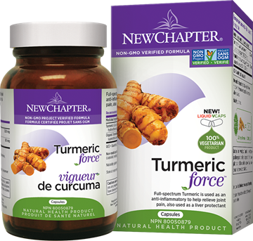 Picture of  Turmeric Force, 120 Capsules