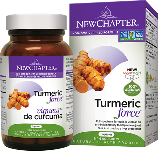 Picture of New Chapter New Chapter Turmeric Force®, 30 Capsules