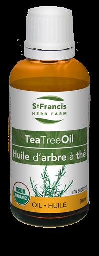 Picture of St Francis Herb Farm St Francis Herb Farm Tea Tree Oil, 30ml