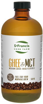Picture of  Natural Ghee with MCT Oil, 500ml