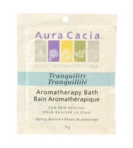 Picture of Aura Cacia Aura Cacia Tranquility Mineral Bath, 71g