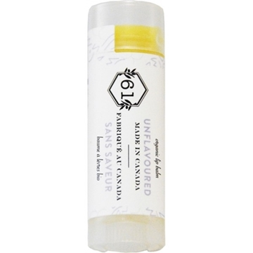 Picture of  Crate 61 Organics Lip Balm, Unflavoured 4.3g