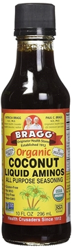 Picture of  Bragg Live Food Products Coconut Aminos, 296ml