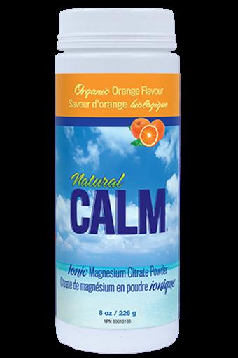 Picture of Natural Calm Magnesium Orange, 16oz