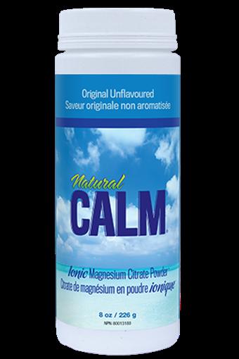 Picture of Natural Calm Magnesium Plain, 8oz