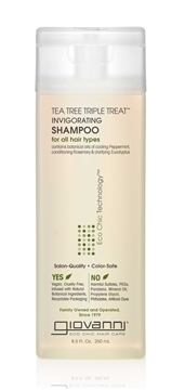 Picture of  Tea Tree Triple Treat Shampoo, 8.5 oz