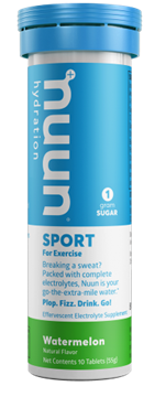 Picture of Nuun & Company, Inc Nuun Sport Watermelon, 10 Tablets x 8