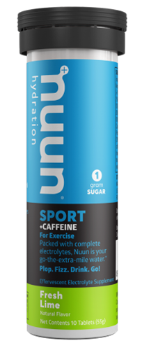 Picture of Nuun & Company, Inc Nuun Sport Fresh Lime, 10 Tablets x 8
