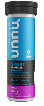 Picture of Nuun & Company, Inc Nuun Sport Wild Berry, 10 Tablets x 8