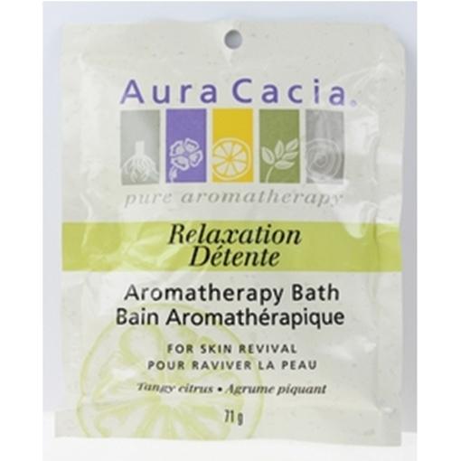 Picture of Aura Cacia Aura Cacia Relaxation Mineral Bath, 71g
