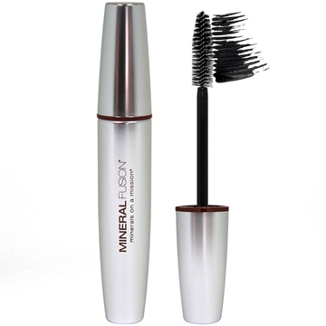 Picture of Mineral Fusion Natural Brands Volumizing Mascara, Jet 16ml
