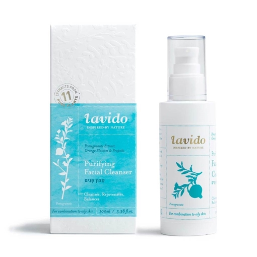 Picture of Lavido Lavido Purifying Facial Cleanser, 100ml