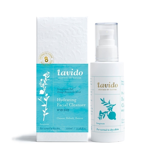 Picture of Lavido Lavido Hydrating Facial Cleanser, 100ml