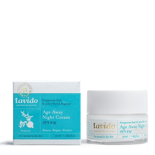 Picture of Lavido Lavido Age Away Night Cream, 50ml