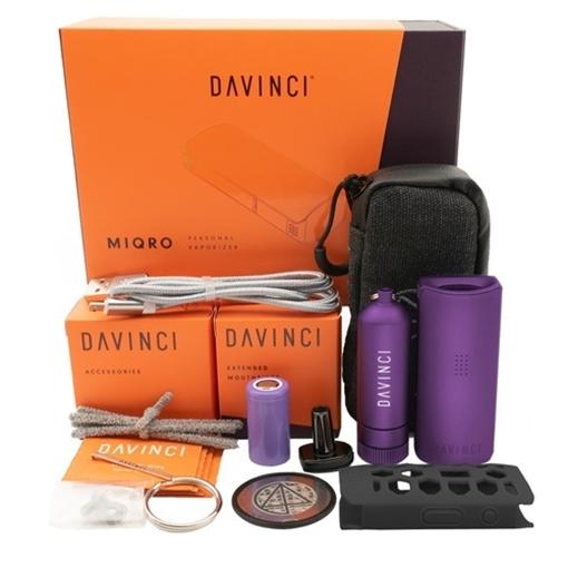 Picture of Davinci Davinci Explorers Edition MIQRO Vaporizer, Purple