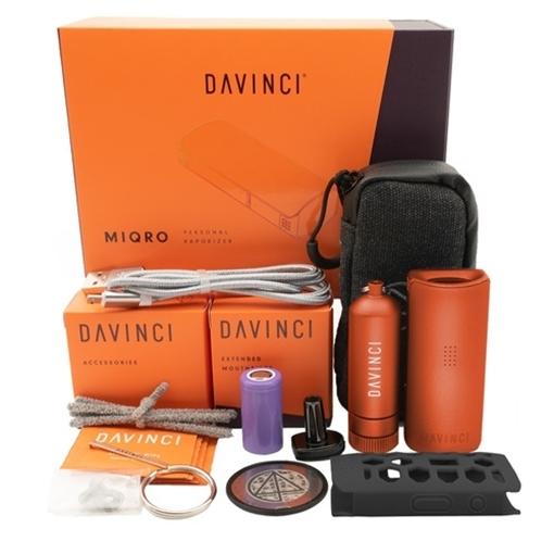 Picture of Davinci Davinci Explorers Edition MIQRO Vaporizer, Rust
