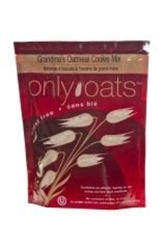 Picture of Only Oats Only Oats Grandma's Oatmeal Cookie Mix, 1000g