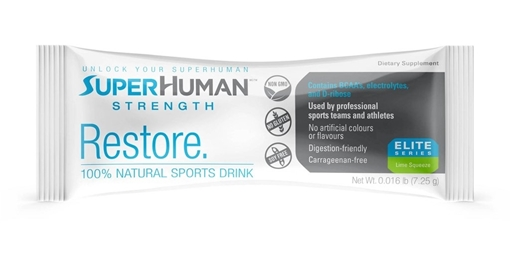 Picture of Super Human Strength Super Human Strength Restore POP, Lime Squeeze 25x7.25g