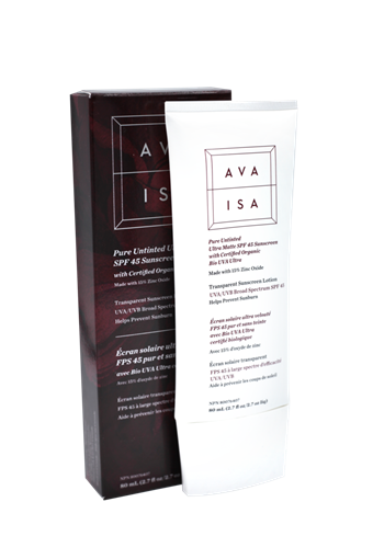 Picture of Ava Isa Pure Untinted SPF 45, 80ml