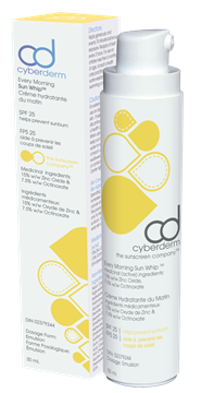 Picture of CyberDERM Every Morning Sun Whip, 50ml