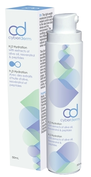 Picture of CyberDERM H2O Hydration, 50ml