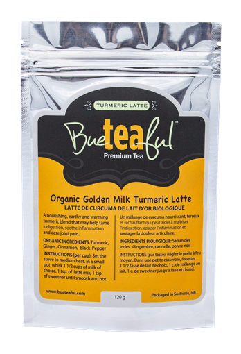 Picture of Bueteaful Bueteaful Organic Golden Milk Turmeric Latte, 120g