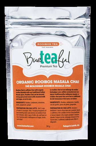 Picture of Bueteaful Bueteaful Organic Rooibos Masala Chai Tea, 50g