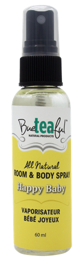 Picture of Bueteaful Bueteaful Aromatherapy Spray, Happy Baby 60ml