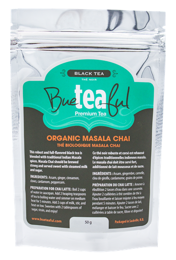 Picture of Bueteaful Bueteaful Organic Masala Chai Tea, 50g