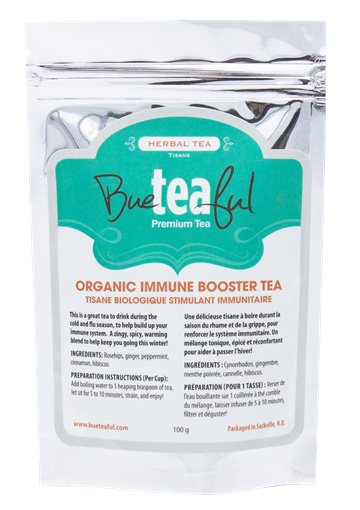 Picture of Bueteaful Bueteaful Organic Immune Booster Tea, 100g