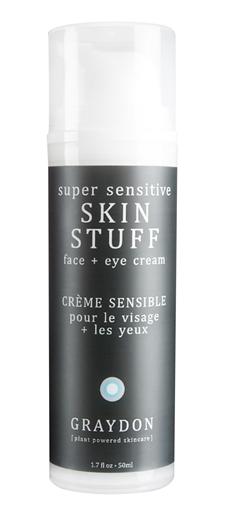 Picture of Graydon Skincare Super Sensitive Skin Stuff, 50ml