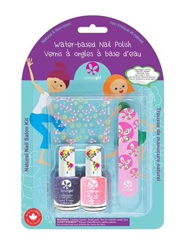 Picture of  Suncoat Nail Salon Kit, Forever Sparkle 2x8ml