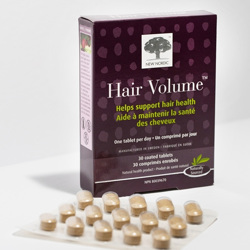 Picture of New Nordic New Nordic Hair Volume, 30 Tablets