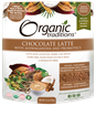 Picture of Organic Traditions Chocolate Latte with Ashwagandha and Probiotics, 150 g