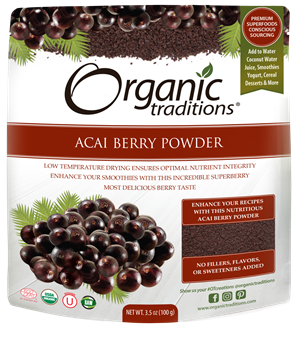 Picture of  Acai Berry Powder, 100g