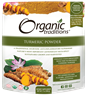 Picture of Organic Traditions Turmeric Powder, 200g