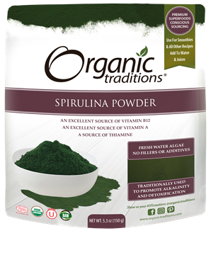 Picture of  Spirulina Powder, 150g