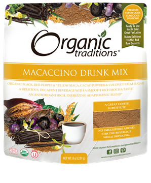 Picture of  Macaccino Drink Mix, 227g