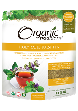 Picture of  Holy Basil (Tulsi) Tea Cut, 200g