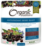 Picture of Organic Traditions Antioxidant Berry Blast, 100g
